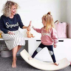 kids balance board