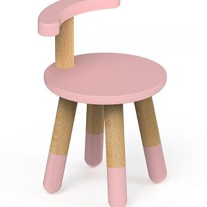 Riababy Play and Learn Chair Dusty Pink