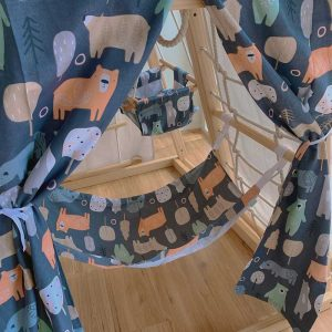 Riababy Kiddie Glamping Tent
